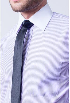 Camisa-social-masculina-tradicional-algodao-misto-lilas-f05820a-3