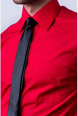 Camisa-social-masculina-tradicional-algodao-fio-40-vermelho-f09937a-3