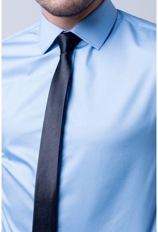Camisa-social-masculina-slim-algodao-fio-50-azul-claro-f05524s-1