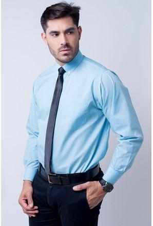 Camisa-casual-masculina-tradicional-algodao-misto-azul-claro-r09993a-1
