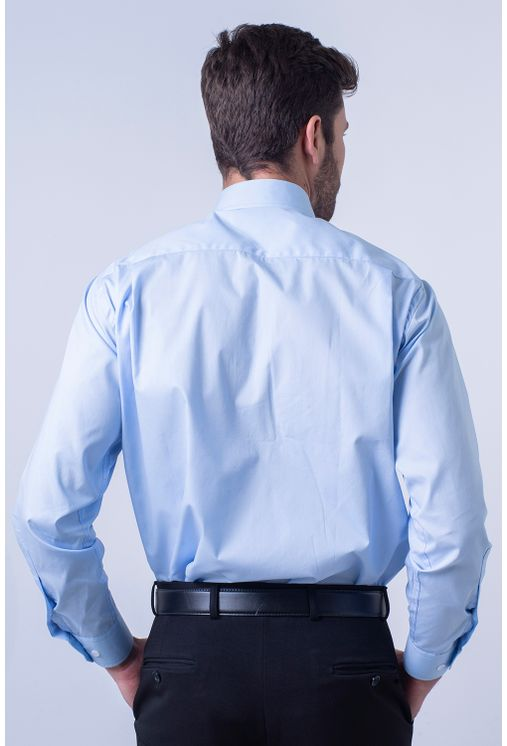 Camisa-social-masculina-tradicional-algodao-fio-50-azul-claro-f08077a-2