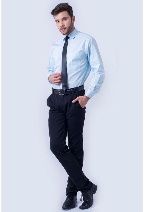 Camisa-social-masculina-tradicional-algodao-fio-50-azul-claro-f08077a-4