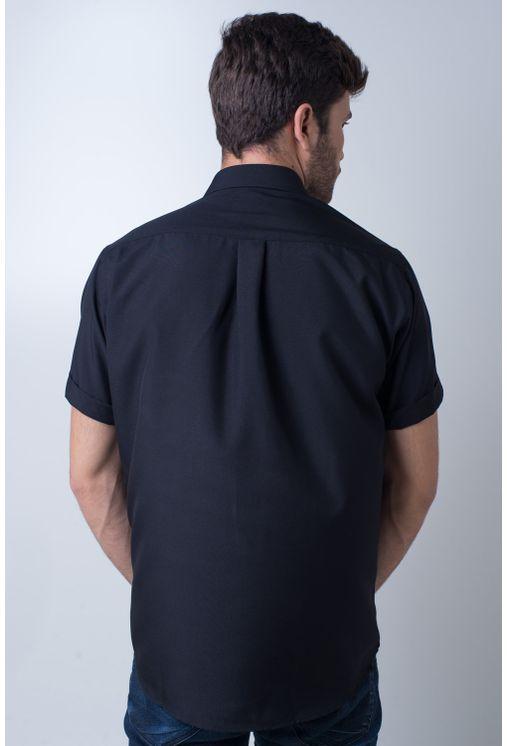 Camisa-social-masculina-tradicional-algodao-misto-preto-f09926a-2