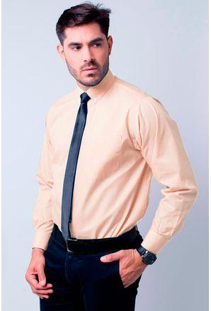 Camisa-social-masculina-tradicional-algodao-misto-salmao-f09993a-1