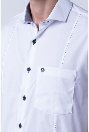Camisa-casual-masculina-tradicional-algodao-fio-60-branco-f01145a-3