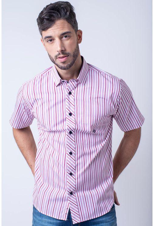 Camisa-casual-masculina-tradicional-algodao-fio-60-rosa-f01275a-1