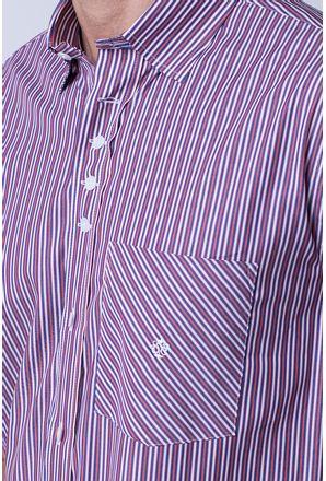 Camisa-casual-masculina-tradicional-algodao-fio-80-roxo-f01421a-3