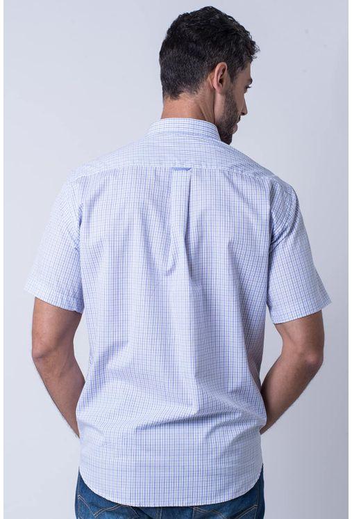 Camisa-casual-masculina-tradicional-algodao-fio-60-azul-claro-f01449a-2