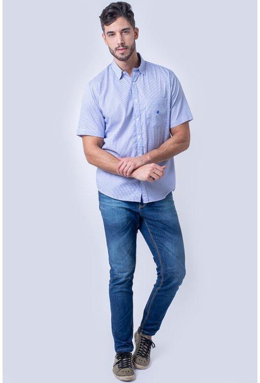 Camisa-casual-masculina-tradicional-algodao-fio-60-azul-claro-f01453a-4