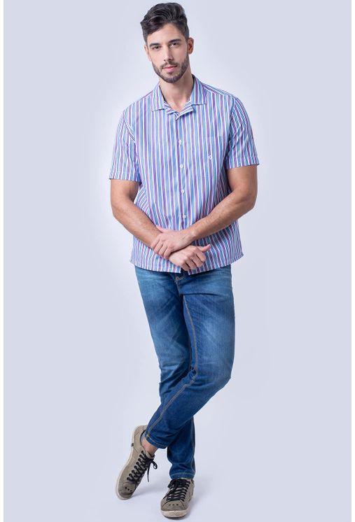 Camisa-casual-masculina-tradicional-algodao-fio-60-roxo-f01506a-4