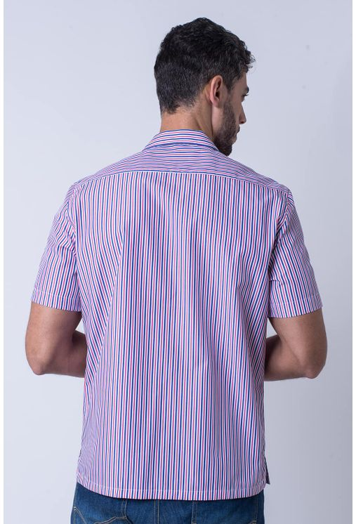 Camisa-casual-masculina-tradicional-algodao-fio-60-rosa-f01506a-2