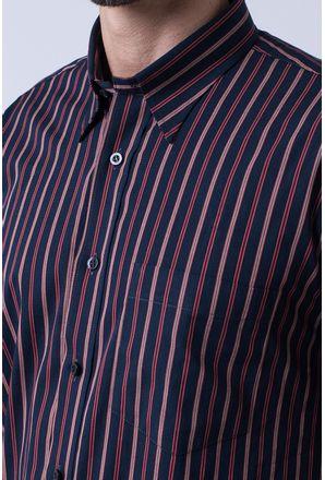 Camisa-casual-masculina-tradicional-algodao-fio-50-roxo-f01315a-3