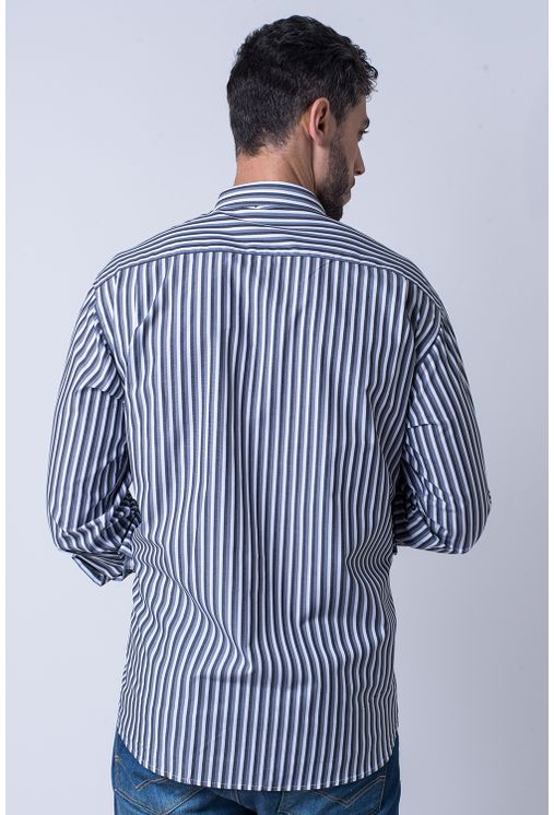 Camisa-casual-masculina-tradicional-algodao-fio-50-preto-f01396a-1