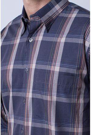 Camisa-casual-masculina-tradicional-algodao-fio-50-grafite-f01668a-3