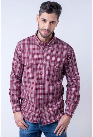 Camisa-casual-masculina-tradicional-flanela-vermelho-f01835a-1