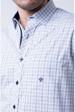 Camisa-casual-masculina-tradicional-algodao-fio-50-azul-claro-f01379a-3