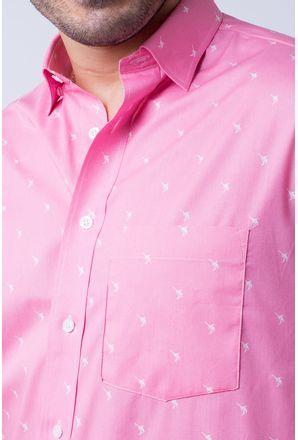 Camisa-casual-masculina-algodao-fio-60-rosa-f05990a-3