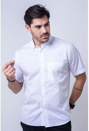 Camisa-casual-masculina-tradicional-algodao-fio-60-branco-f11272a-1