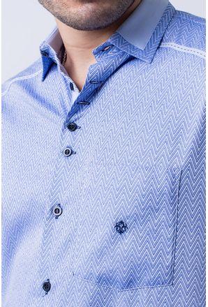 Camisa-casual-masculina-tradicional-algodao-fio-100-azul-f00964a-3