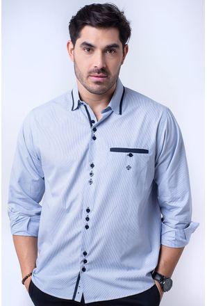 Camisa-casual-masculina-tradicional-algodao-fio-50-azul-f01159a-1