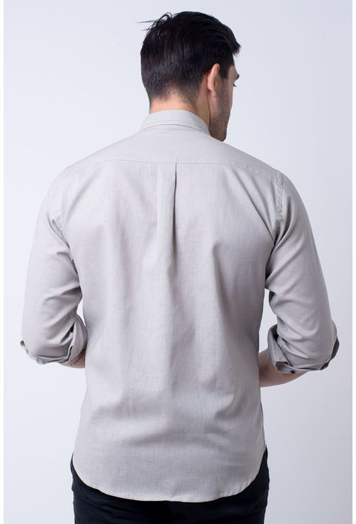Camisa-casual-masculina-tradicional-linho-misto-bege-f01295a-2