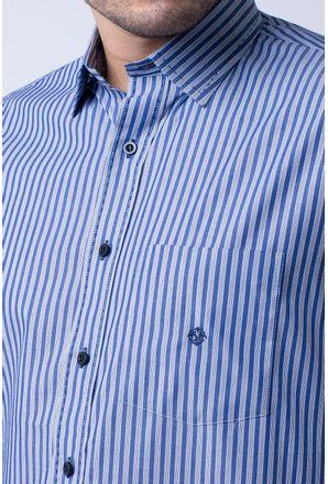 Camisa-casual-masculina-tradicional-algodao-fio-50-azul-f01397a-3