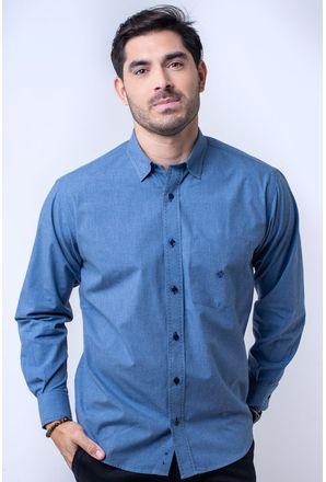 Camisa-casual-masculina-tradicional-flanela-azul-f01677a-1
