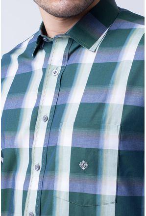 Camisa-casual-masculina-tradicional-algodao-fio-50-verde-f01361a-3