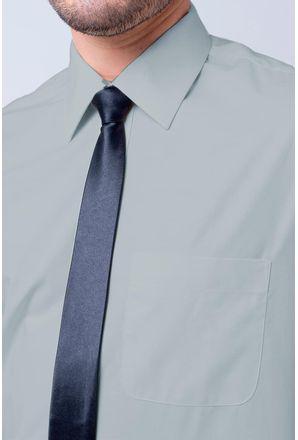 Camisa-social-masculina-tradicional-algodao-misto-verde-f09993a-3