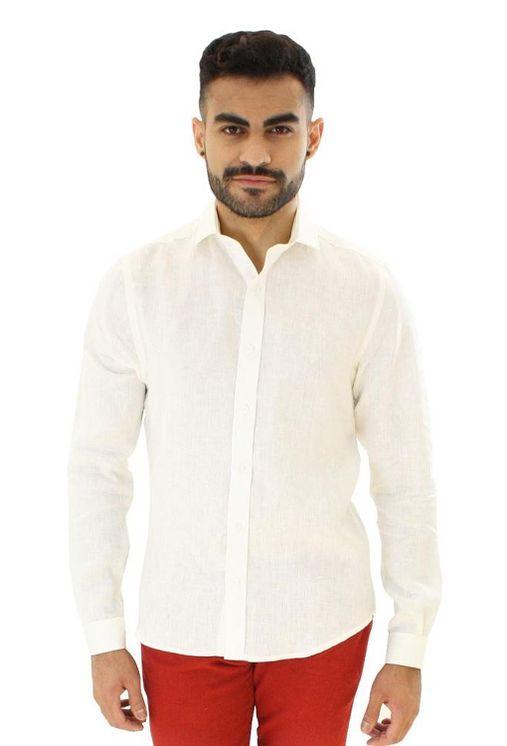 Camisa-casual-masculina-slim-linho-creme-f05815s-5