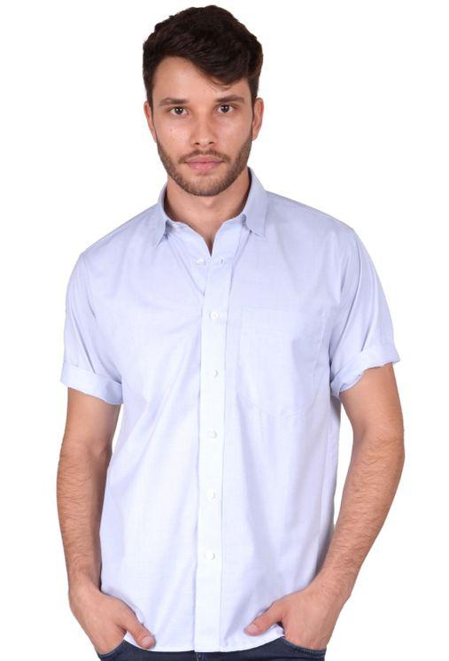 Camisa-basica-masculina-tradicional-algodao-fil-a-fil-cinza-r07060a-frente