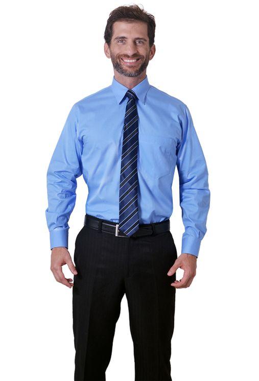 Camisa-social-masculina-tradicional-algodao-fio-40-azul-f09935a-5
