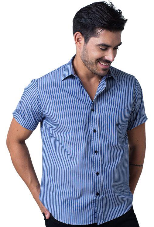 Camisa-casual-masculina-tradicional-algodao-fio-50-azul-f01377a-5