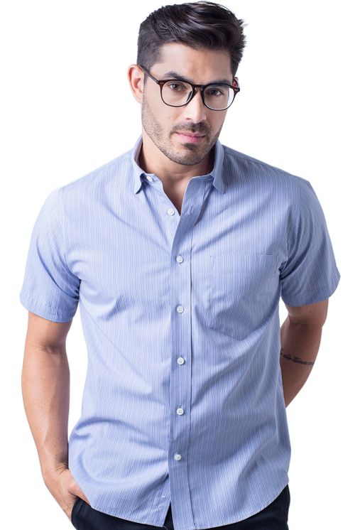Camisa-casual-masculina-tradicional-algodao-fio-50-lilas-f05196a-1
