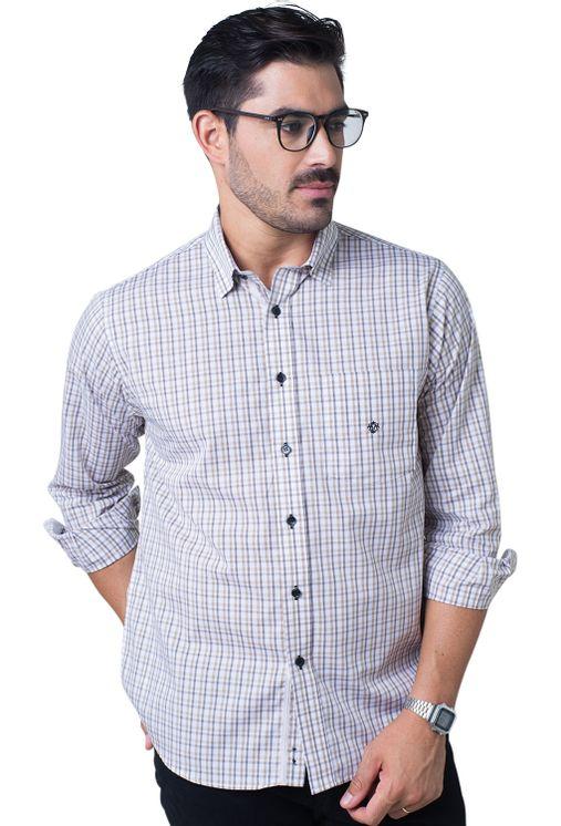 Camisa-casual-masculina-tradicional-algodao-fio-50-roxo-f01410a-5