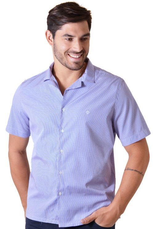 Camisa-casual-masculina-tradicional-algodao-fio-60-azul-medio-f01506a-5