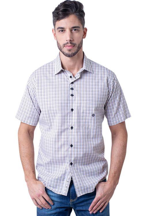 Camisa-casual-masculina-tradicional-algodao-fio-60-bege-f01452a-5