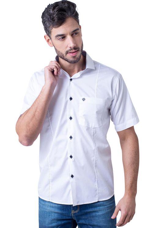 Camisa-casual-masculina-tradicional-algodao-fio-60-branco-f01145a-5