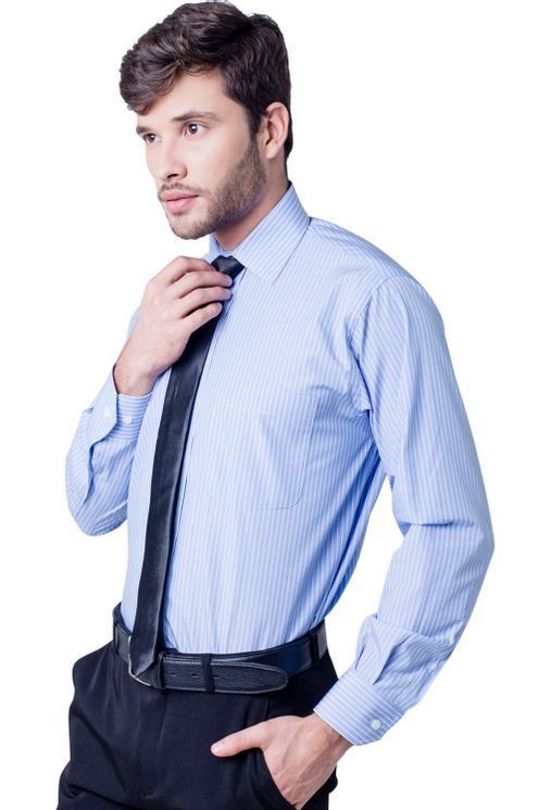 Camisa-casual-masculina-tradicional-algodao-fio-60-lilas-f03823a-5