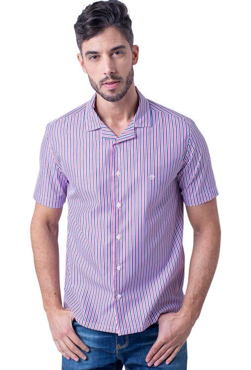 Camisa-casual-masculina-tradicional-algodao-fio-60-rosa-f01506a-5