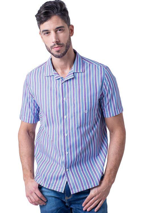Camisa-casual-masculina-tradicional-algodao-fio-60-roxo-f01506a-5