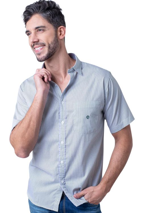 Camisa-casual-masculina-tradicional-algodao-fio-60-verde-f01453a-5