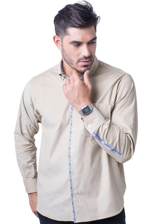 Camisa-casual-masculina-tradicional-veludo-bege-f01529a-5