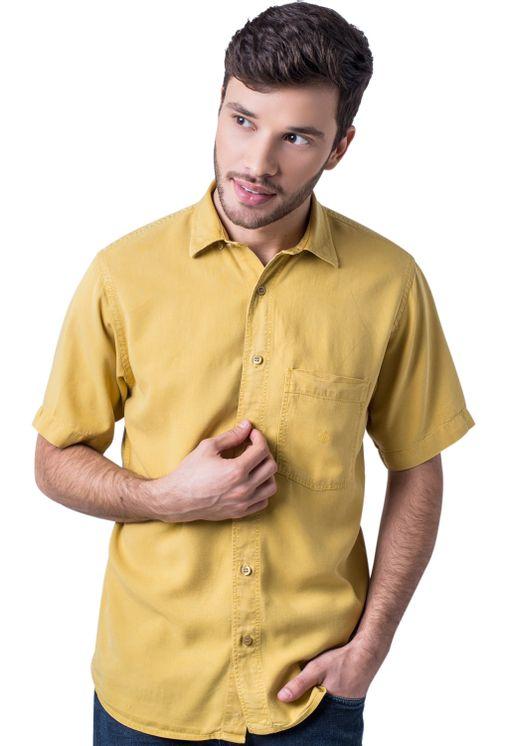 Camisa-casual-masculina-tradicional-tencel-mostarda-f06020a-5