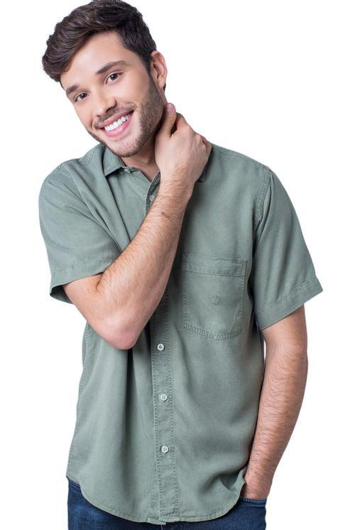 Camisa-casual-masculina-tradicional-tencel-verde-claro-f06020a-5