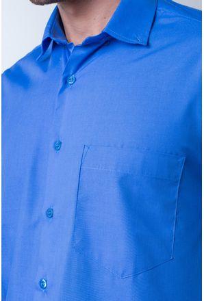 Camisa-casual-masculina-tradicional-algodao-misto-azul-medio-r09926a-3