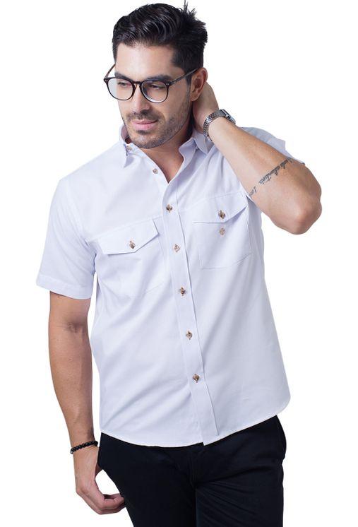 Camisa-casual-masculina-tradicional-sarjada-branco-f01678a-5