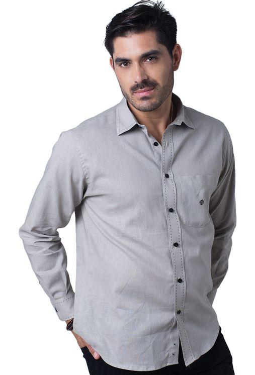 Camisa-casual-masculina-tradicional-linho-misto-bege-f01295a-5