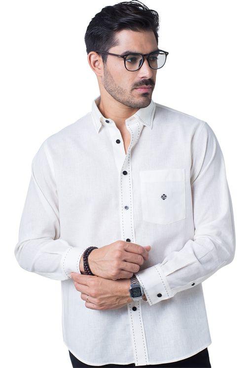 Camisa-casual-masculina-tradicional-linho-misto-creme-f01295a-5