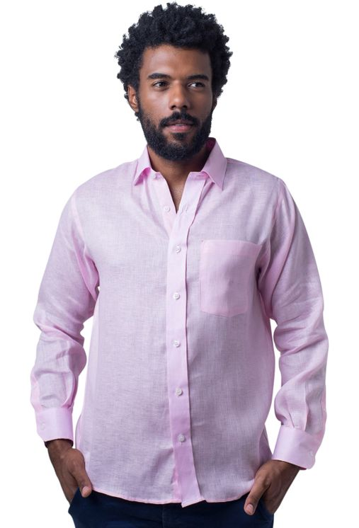 Camisa-casual-masculina-tradicional-linho-rosa-r03943a-5